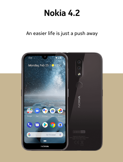 Nokia 4.2 Price in Nepal