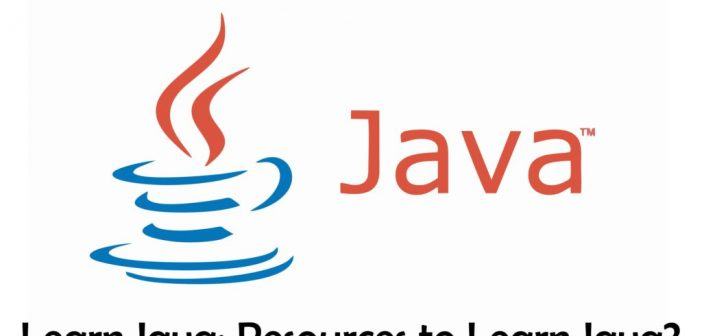 Resources to learn Java