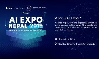 AI Expo Nepal 2019