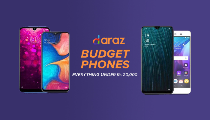Daraz Budget Phones Offer