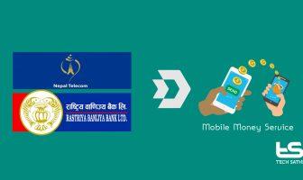 Nepal Telecom Mobile Money Service