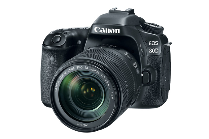 Canon EOS 80D Price in Nepal