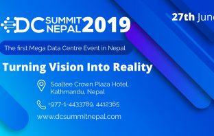 Nepal Data Center Summit 2019