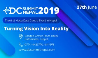 Nepal Data Center Summit 2019