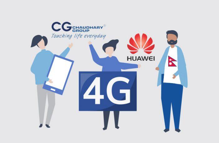 CG Telecom 4G in Nepal