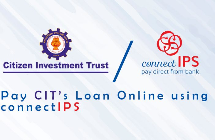 Pay CIT Loan using ConnectIPS