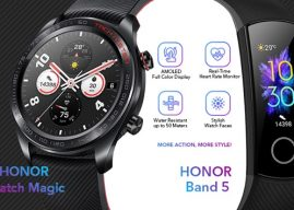 Honor Watch Magic and Honor Band 5 Available to buy-in Nepal