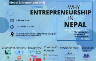 Why Entrepreneurship in Nepal