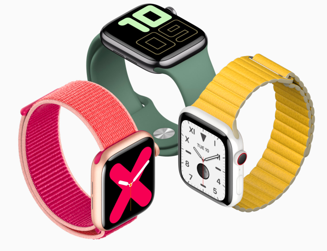 Apple Watch Series 5 Price in Nepal