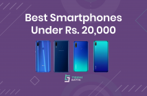 Best Smartphones Under 20000 in Nepal