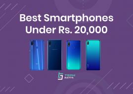 Best Smartphones Under Rs. 20000 in Nepal