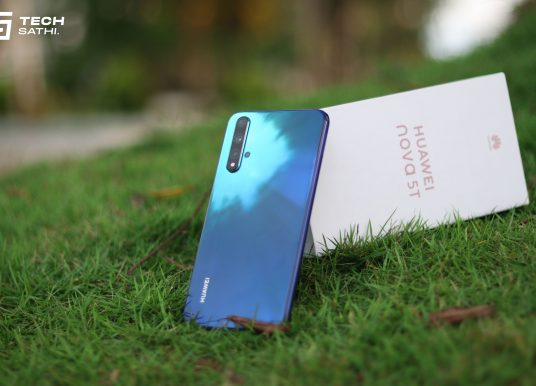 Huawei Nova 5T Launched in Nepal at Rs. 53,990: Is it Huawei's Flagship Killer ?