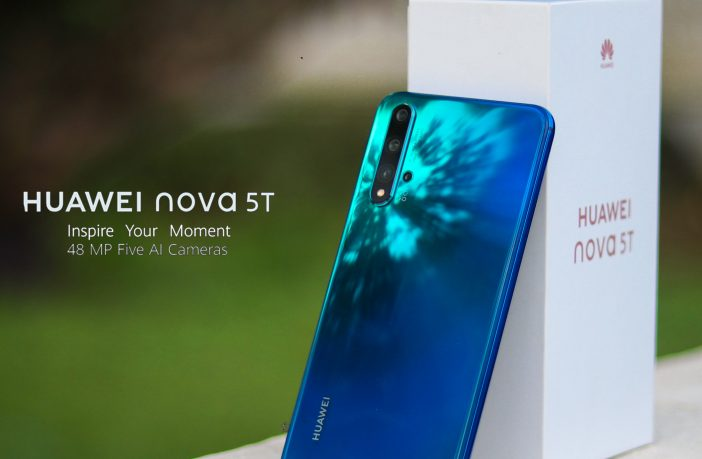Huawei Nova 5T Nepal