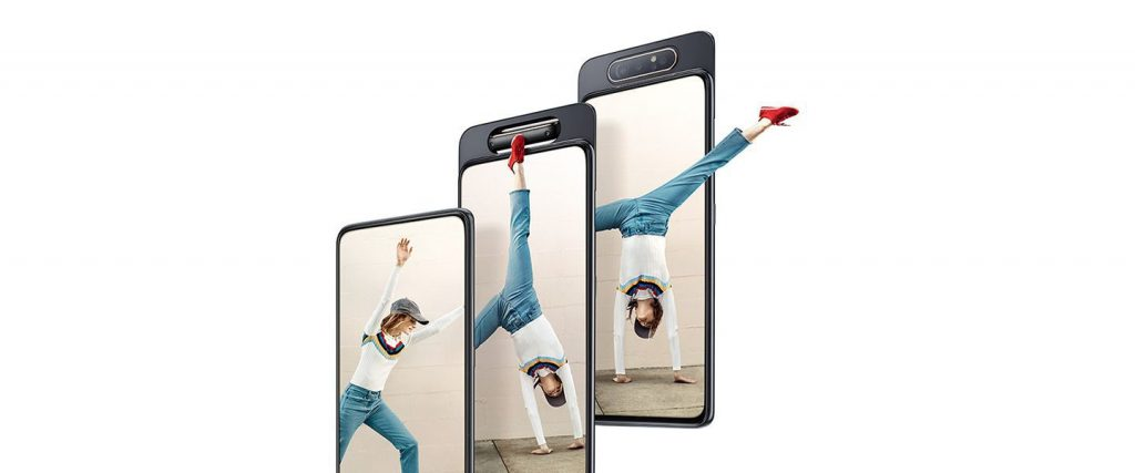 Samsung Galaxy A80 Price in Nepal