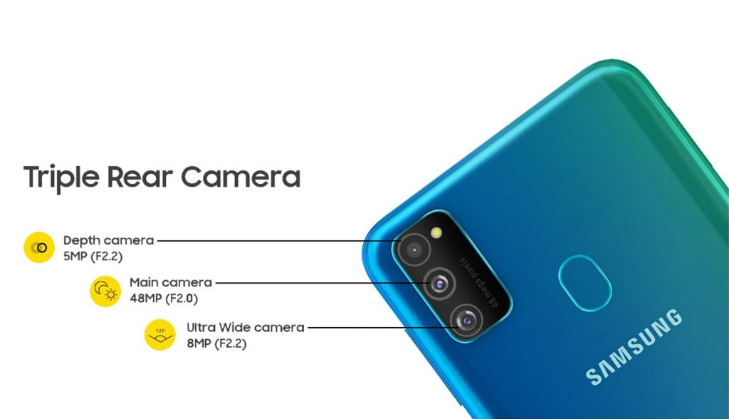 Samsung Galaxy M30s Price in Nepal