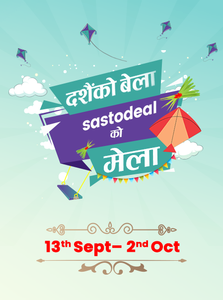 SastoDeal Dashain Offer 2076