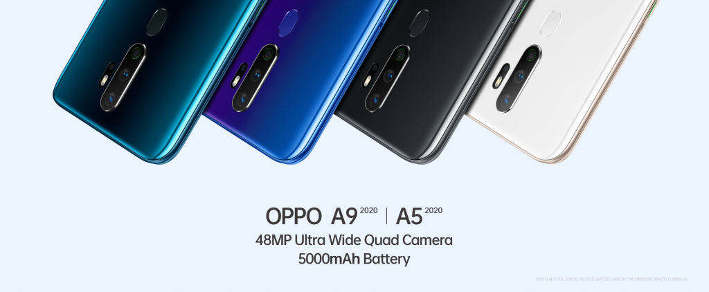 Oppo A Series 2020 Nepal