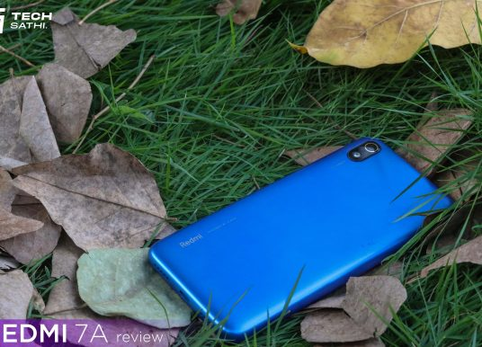 Redmi 7A Review: Massive Backup and Decent Performance on Budget