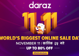 Daraz 11.11: Biggest Online Sale in Nepal Kicking Off at Midnight Today