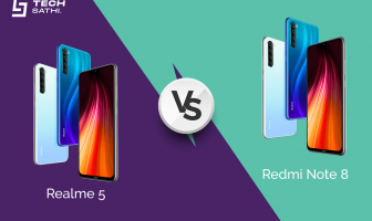 Realme 5 vs Redmi Note 8