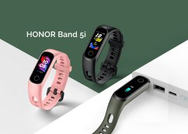 Honor Band 5i With Built-in USB Charging Port Launched in Nepal