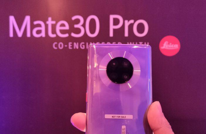 Huawei Mate 30 Pro Price in Nepal