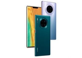 Huawei Mate 30 Pro with Kirin 990 SoC, Ultra-Curved Display is Launching Soon in Nepal