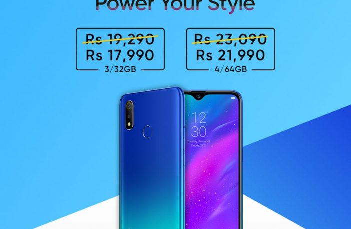 Realme 3 price drop in Nepal