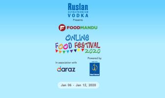Online Food Festival 2020