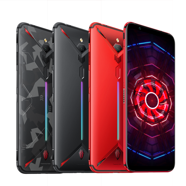 Best Gaming Smartphone of 2019 - Nubia Red Magic 3