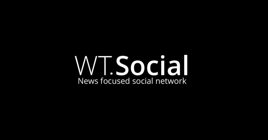 Wt. Social, News Focused Social Network