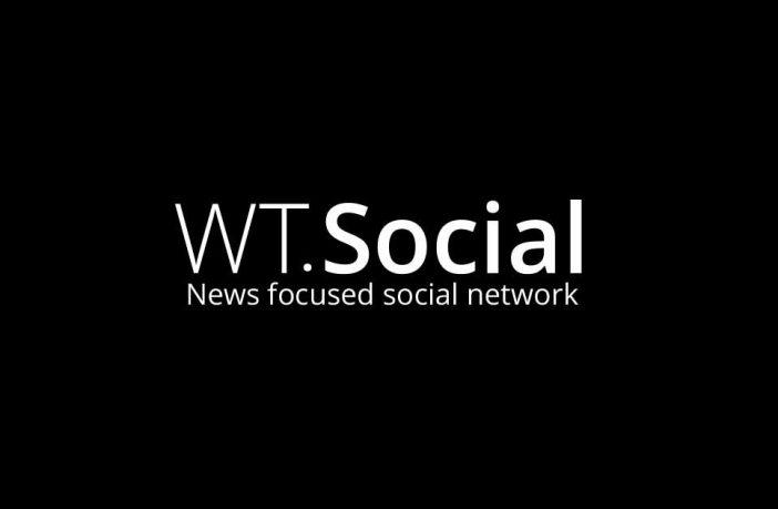 Wt. Social, News Focused Social Network