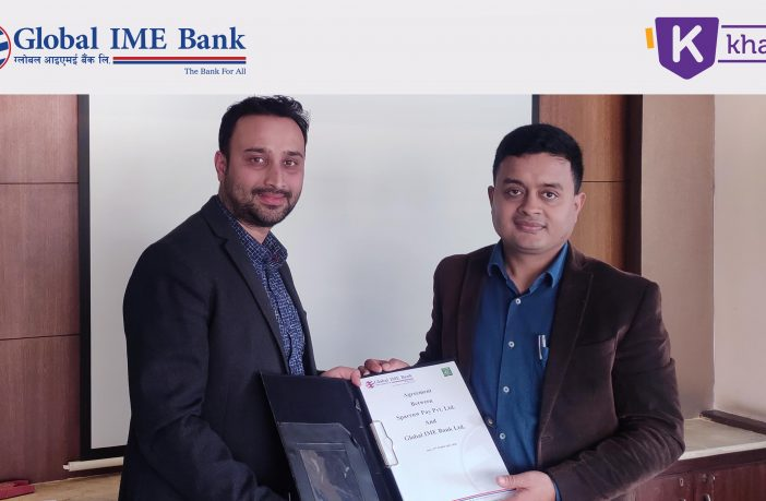 Global IME-Khalti partnership for digital payments in Nepal