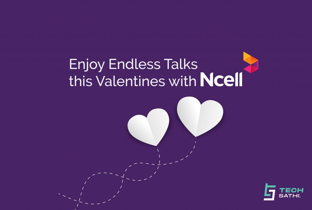 Ncell Valentines Offer 2020