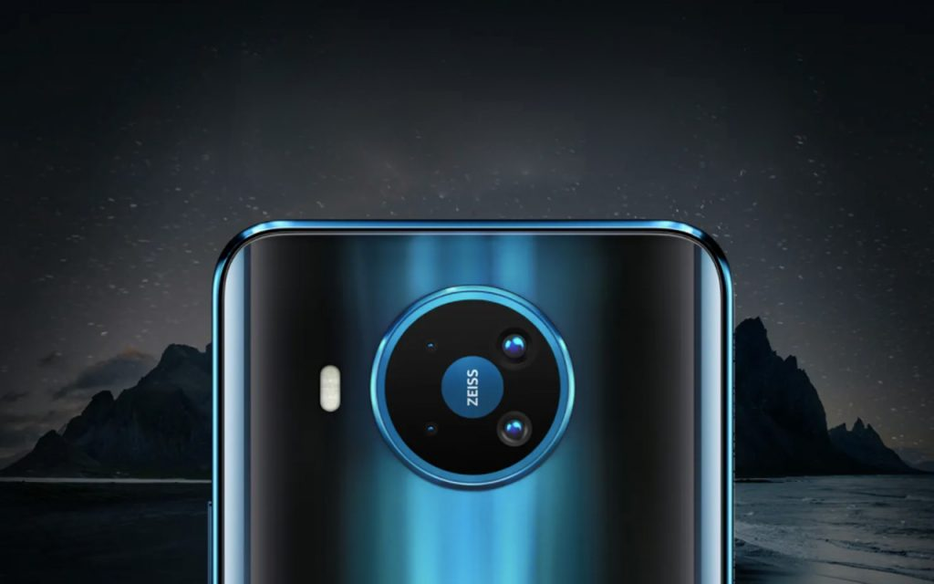Nokia 8.3, First Nokia 5G Phone