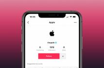 Apple Tiktok Account