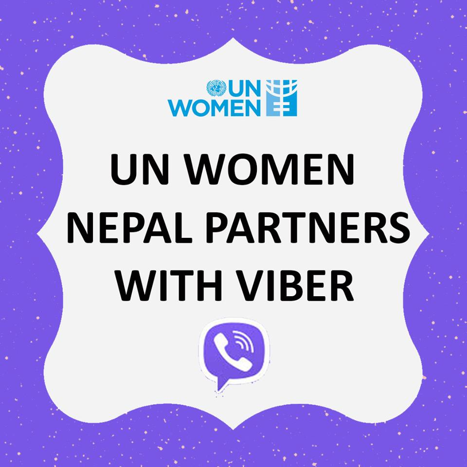 UN Women Nepal Viber Community