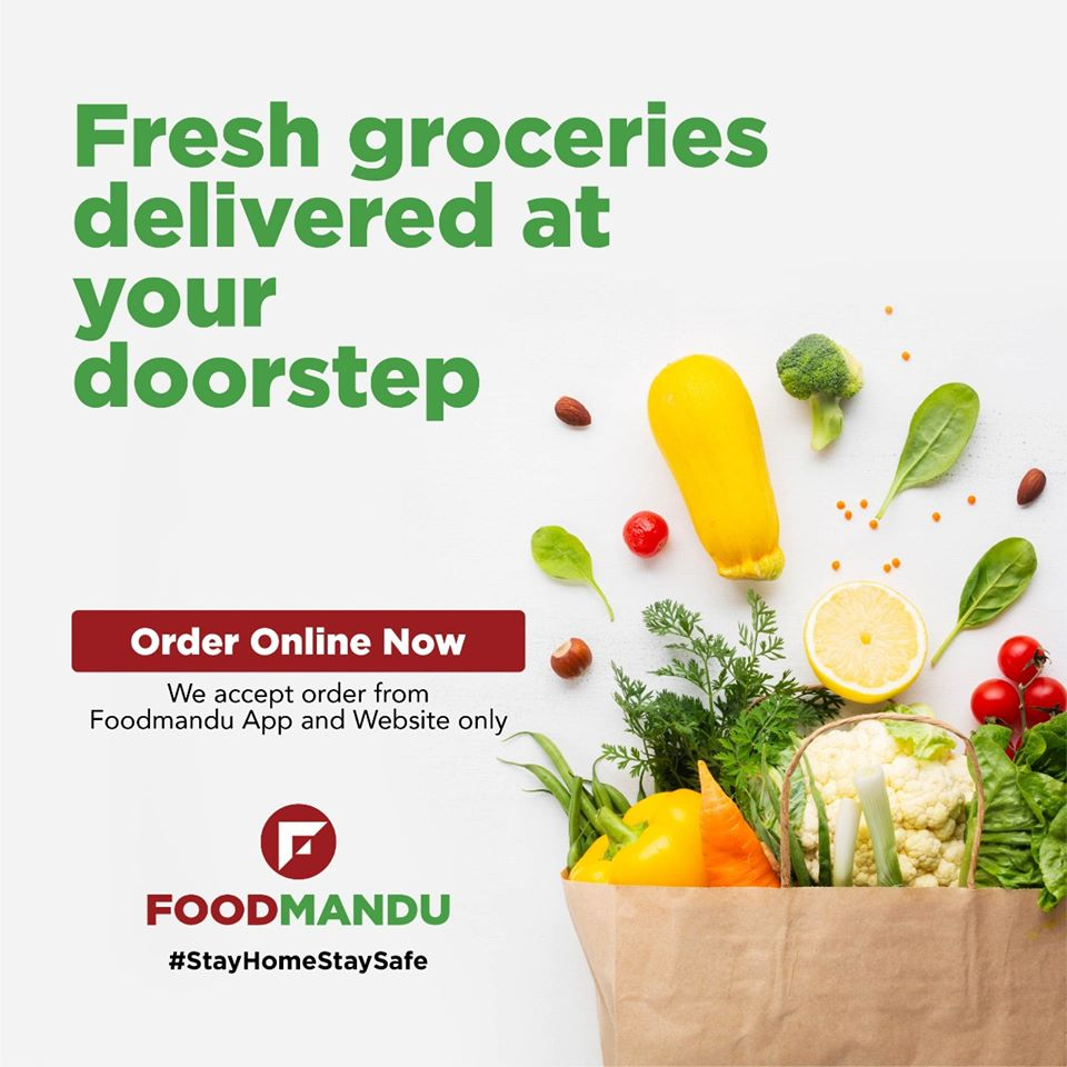 Foodmandu, Fresh Groceries Delivery