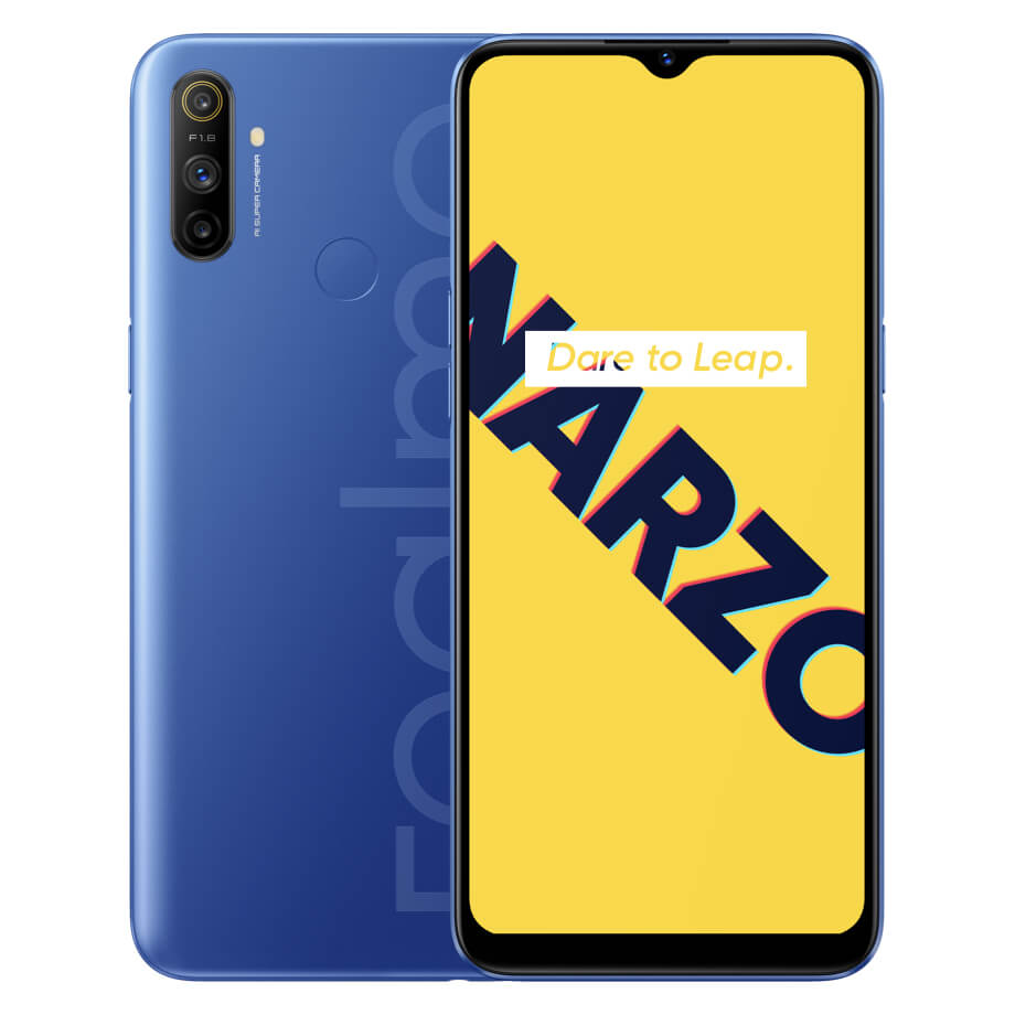 Realme Narzo 10A Price in Nepal