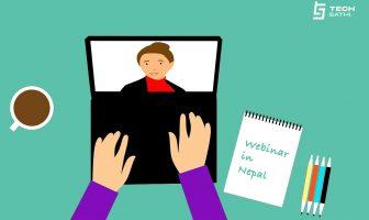 webinar in Nepal
