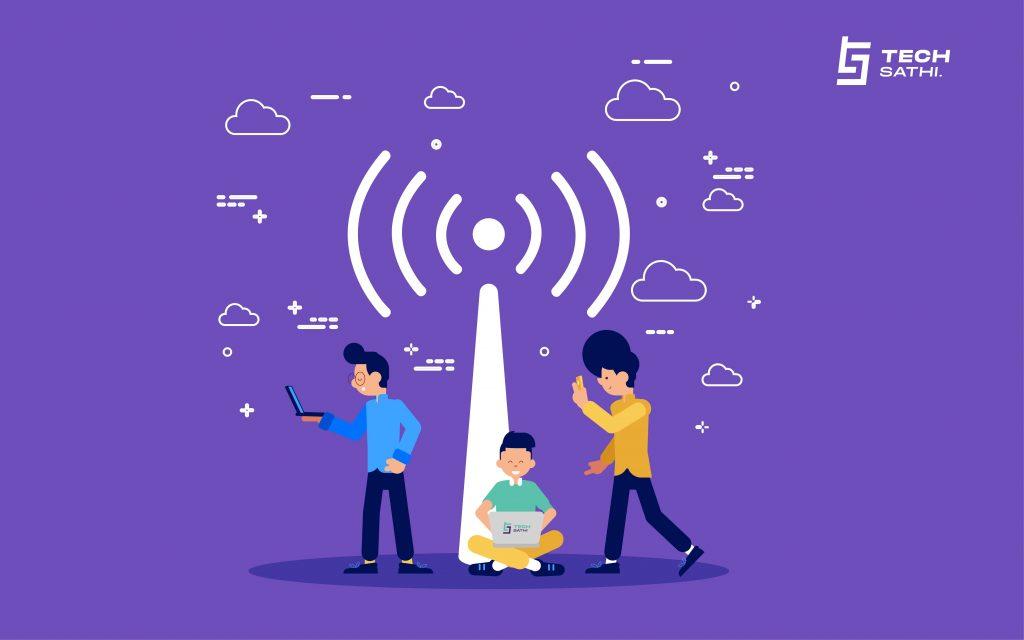 internet in nepal