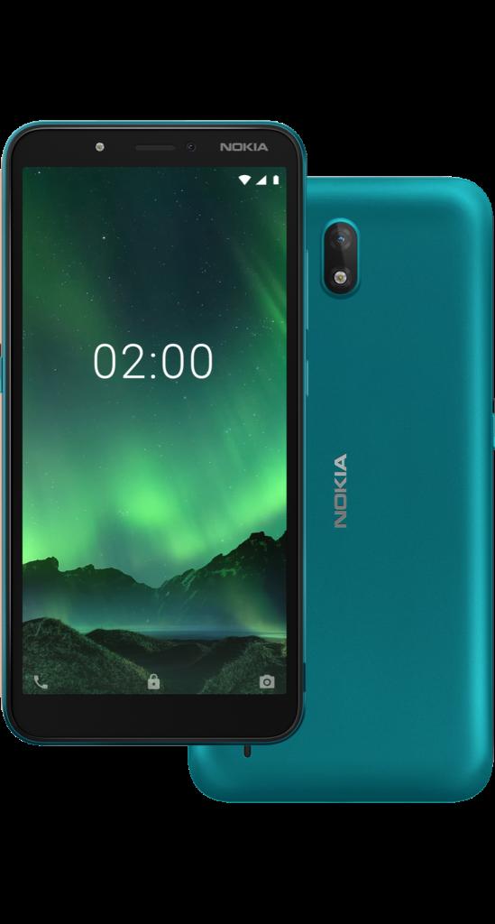 Nokia C2 Specs