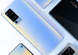 Vivo X50 Series Launched: World's Thinnest 5G Phone, Gimbal-Style Camera