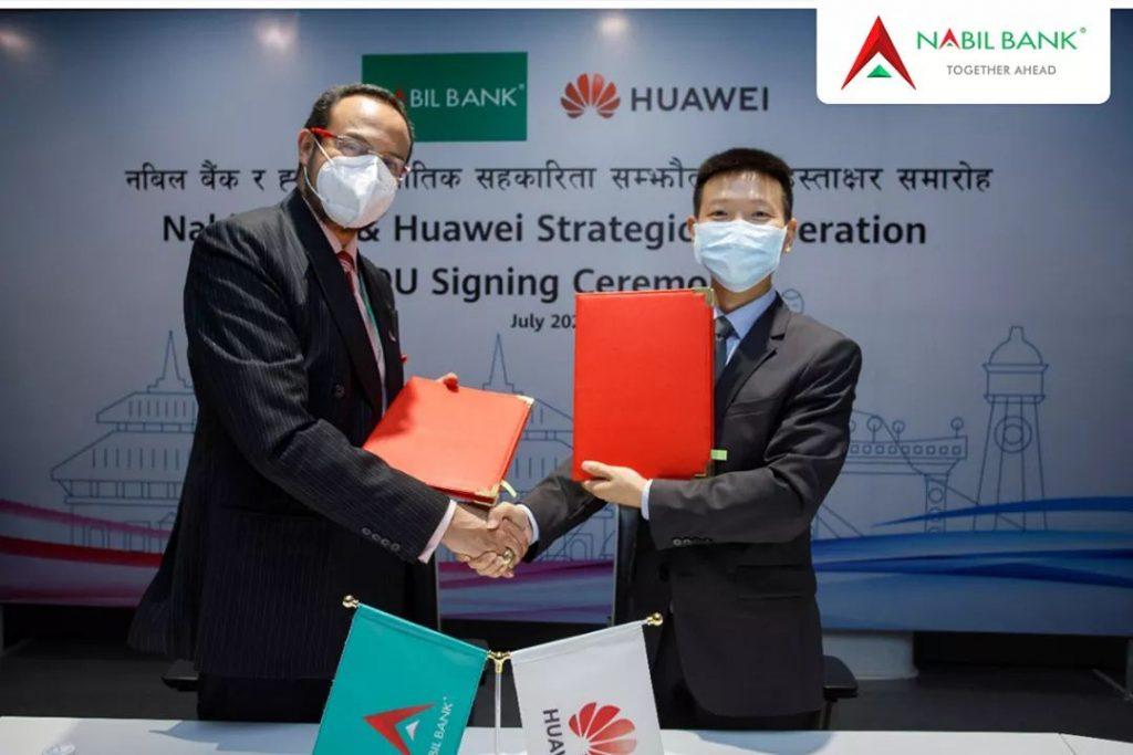 Nabil Huawei Collaboration