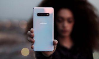 Samsung Galaxy S10 Thumbnail