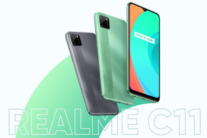 Realme C11 Price and Specs