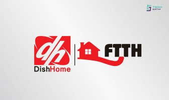 Dish-Home-FTTH
