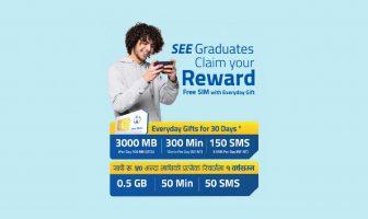 Nepal Telecom SEE Offer