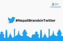 Nepali Brands in Twitter