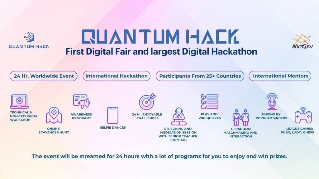 Quantum Hack Schedule
